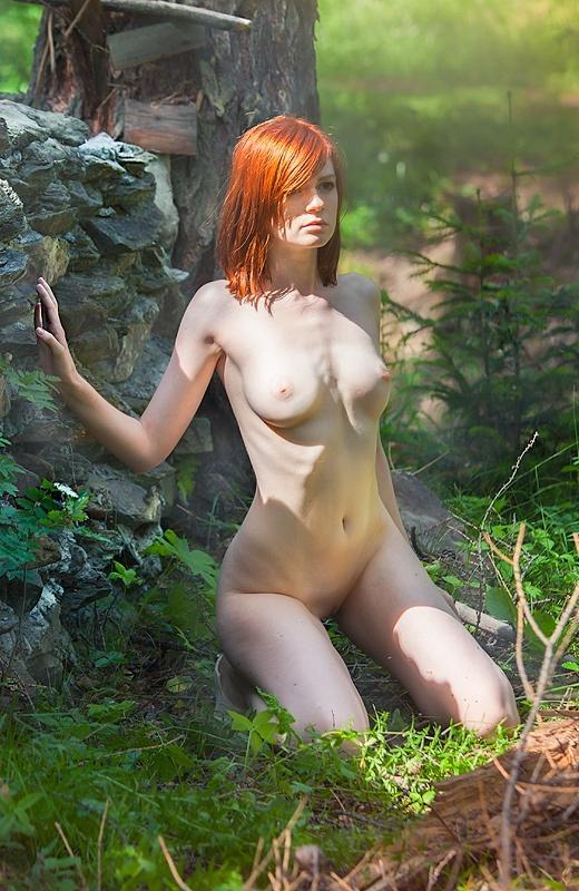 фото нимфы голые