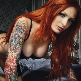 Stunning redheads