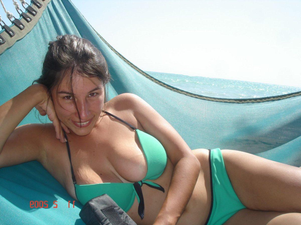 Bathing bikini suit