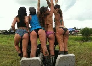 You Mud trucks girls nude sorry, can