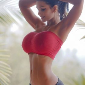 Busty girls in tight clothes